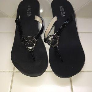 Michael Michael Kors casual wedge heel sandals